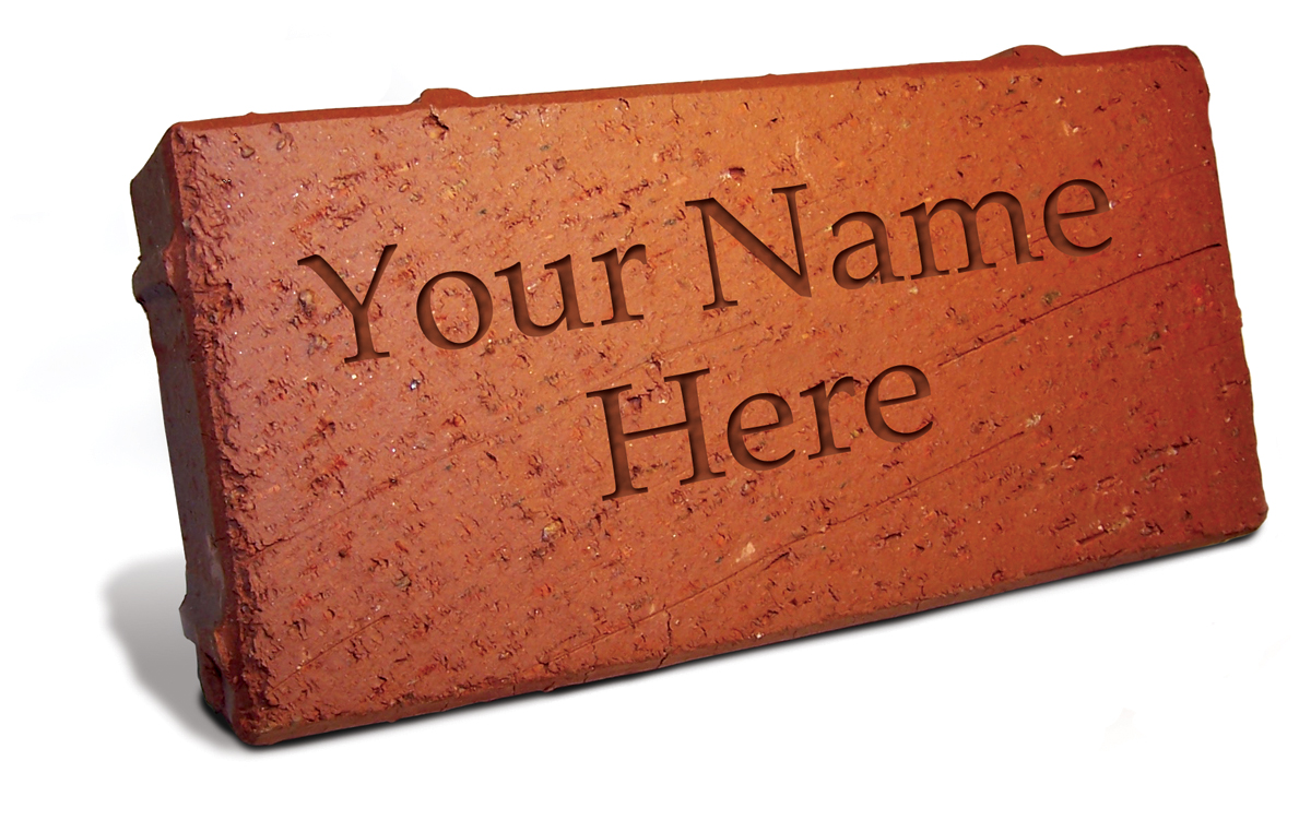 Brick - Add Your Name Today
