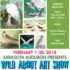 WILD ABOUT ART !  February 1-28, 2018