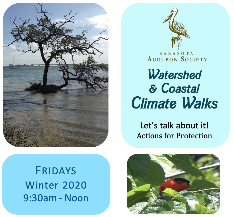 Watershed and Coastal Climate Walks information image